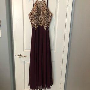 XSCAPE Bridal Dress Size 10